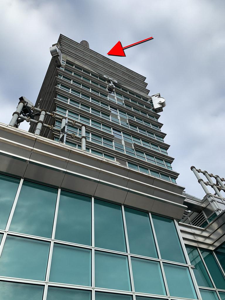 101的高樓層積木展