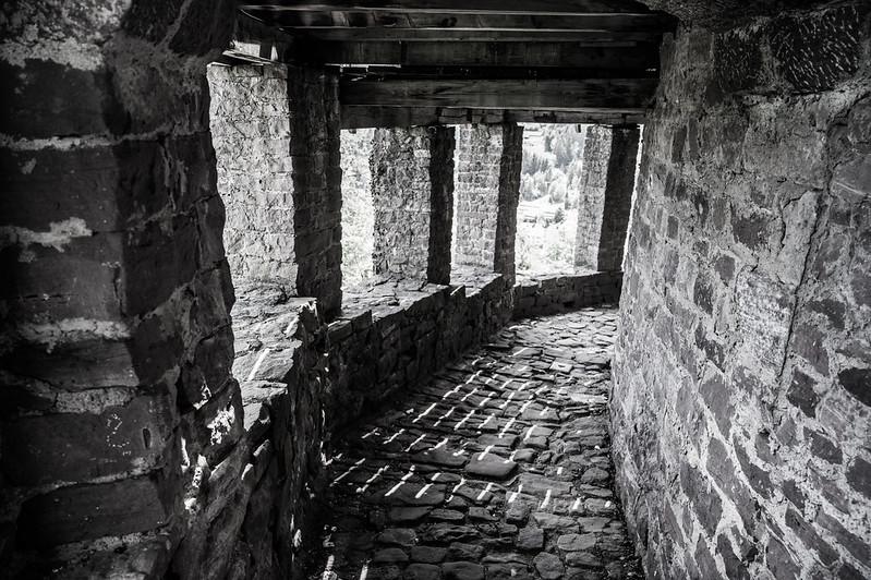 Through the Burg