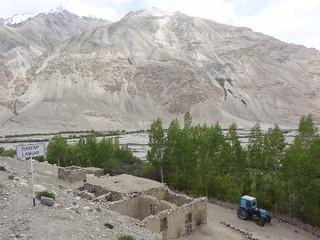 Langar, Tajiquistao