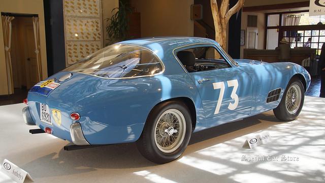 1956 Ferrari 250 GT Berlinetta Competizone 'Tour de France' by Scaglietti