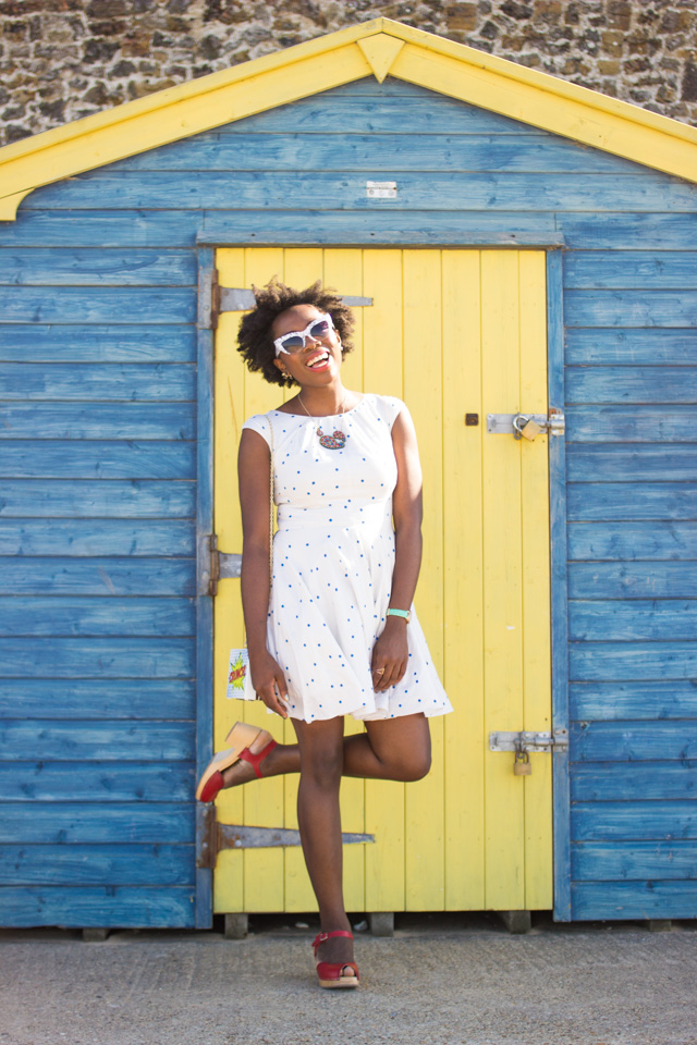 what to wear to the British seaside