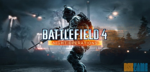 Battlefield 4™ Night Operations home