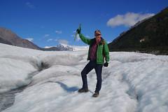 081 Op de gletsjer