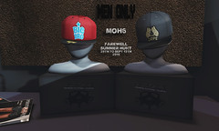 TAOX TATTOO FOR  MEN ONLY - MOH6 - FAREWELL SUMMER HUNT
