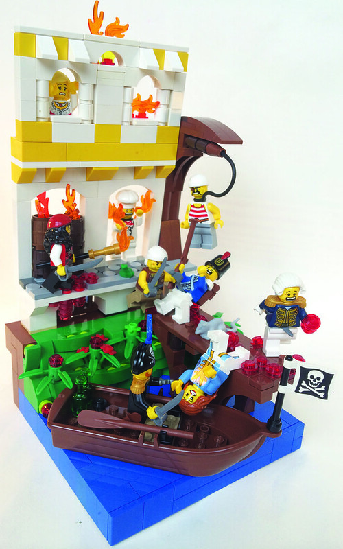 PtV 2015 Small: Revenge of the Hanged - Pirate MOCs