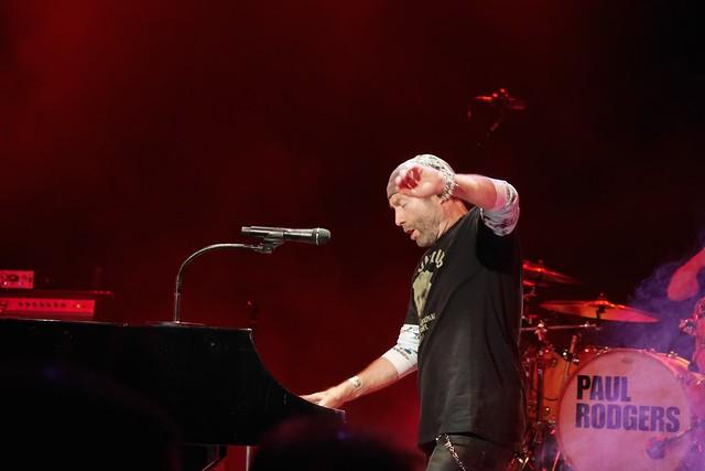 土, 2015-09-05 21:15 - Paul Rodgers at the Tropicana Showroom, Atlantic City, NJ