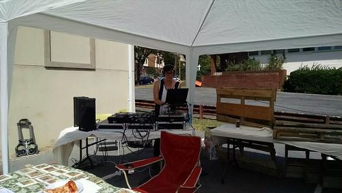 ReCreative Spaces Open House in Mount Rainier, Maryland, September 6, 2015