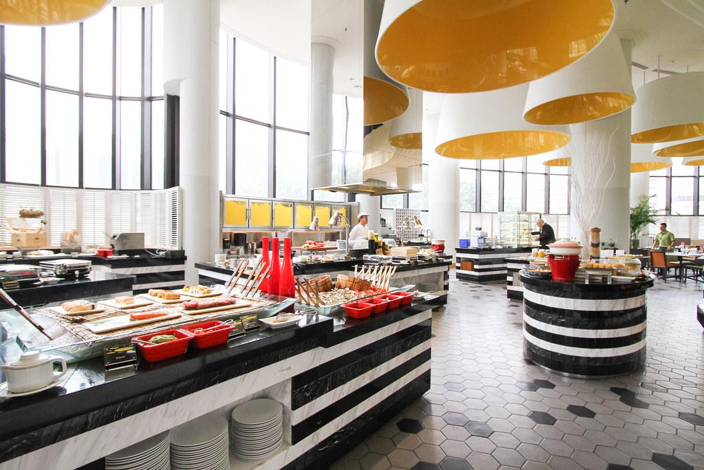 Atrium Restaurant Interior