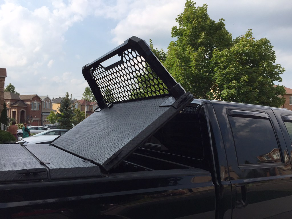 apex adjustable ha pickup truck steel window image headache rack vehicle protector itm