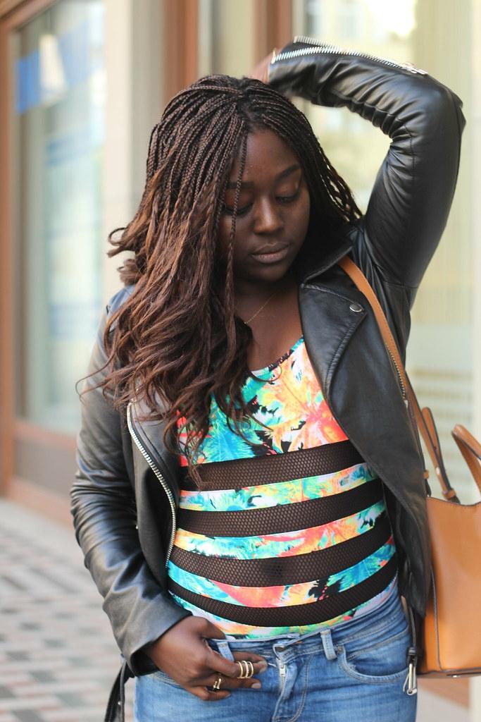 lois opoku volcom outfit lisforlois