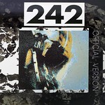 "FRONT 242 OFFICIAL VERSION 12"" LP VINYL"