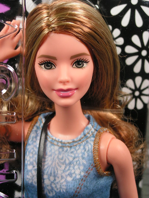 2014 Barbie Fashionistas 8 Denim 'N Dots CLN67 (2)