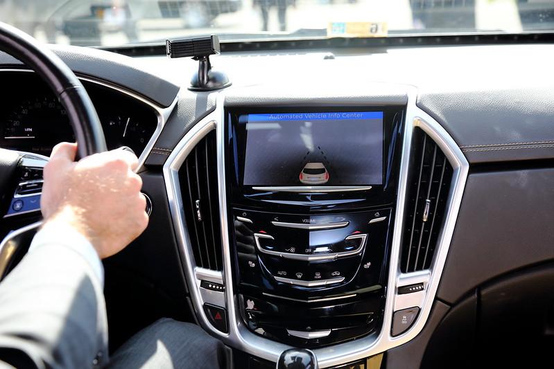 Automated car - Photo credit: VaDOT via Foter.com / CC BY-NC-ND