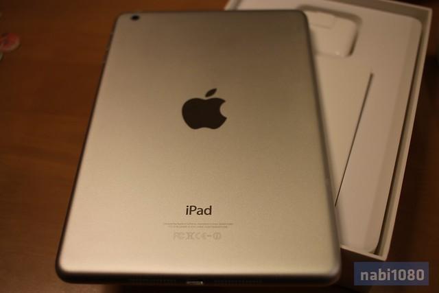 iPad mini 2マネさん設定編04