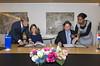 151005 Ondertekening zetelverdrag ICMP by Ministerie van Buitenlandse Zaken