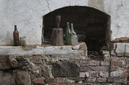 abandoned watermill ue kalsnava