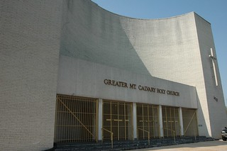 Greater Mt Calvary Holy Church