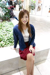 Burgundy skirt_1