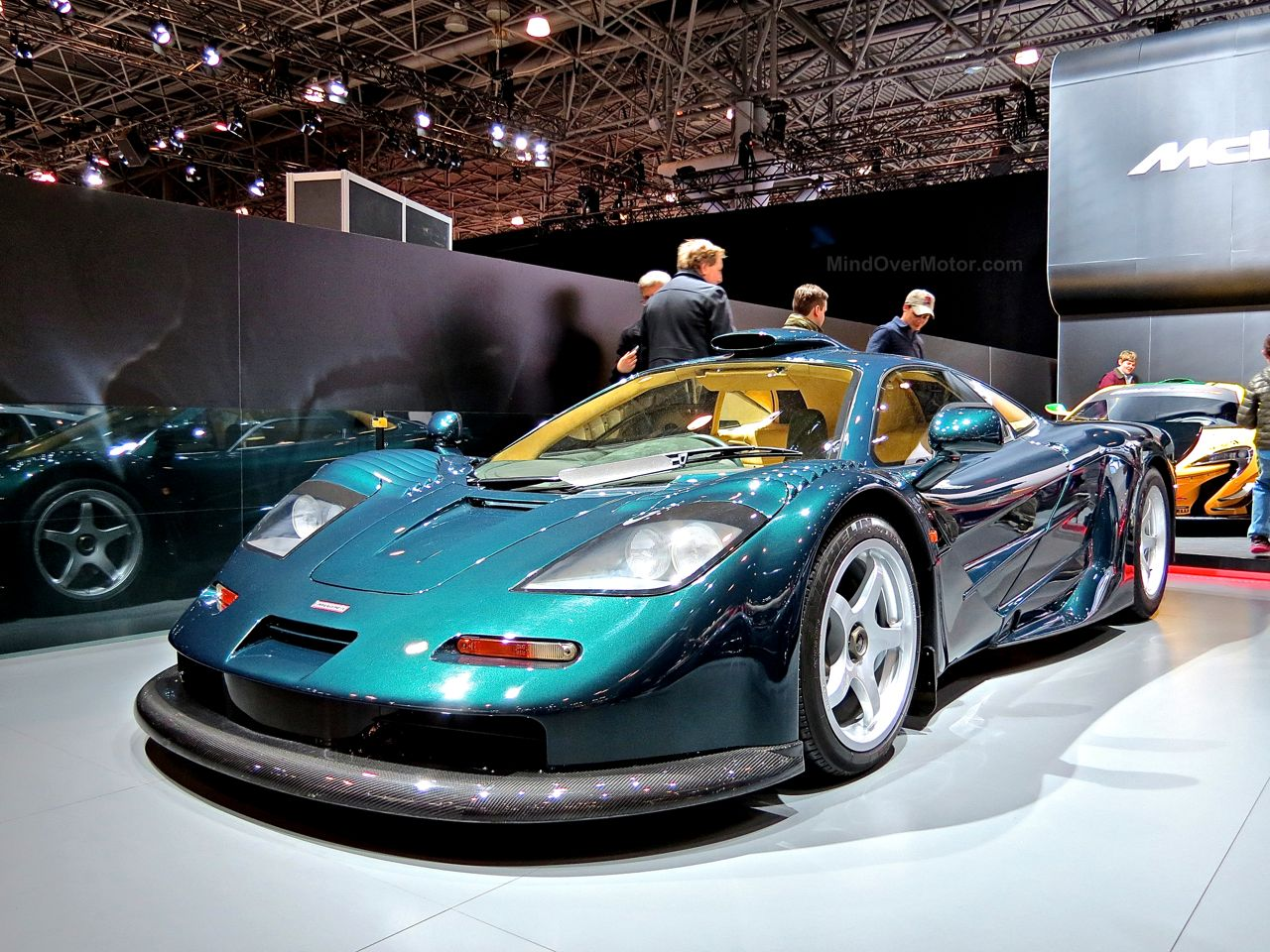McLaren F1 GT Longtail (XP GT) at NYIAS 2015 | Mind Over Motor