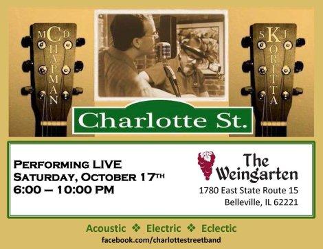 Charlotte Street 10-17-15