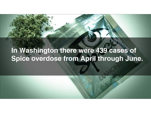 There were 439 cases of Spice overdose from April to June thumbnail