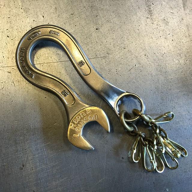 Rapha Louison wrench hook