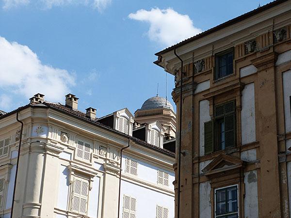 toits et dôme