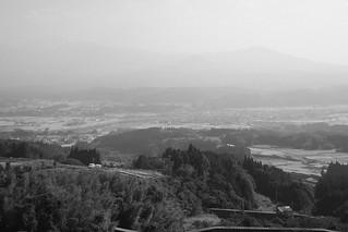 View from train 'Isaburo' window on OCT 23, 2015 (1)