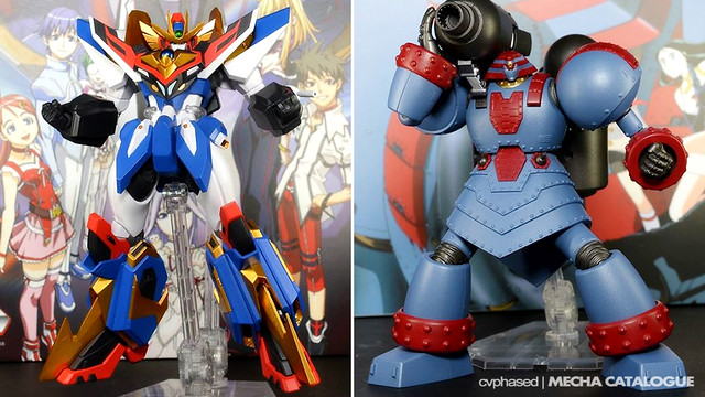Tamashii Nation 2015 - Super Robot Chogokin