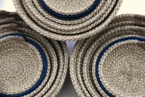 Rope bowl 8