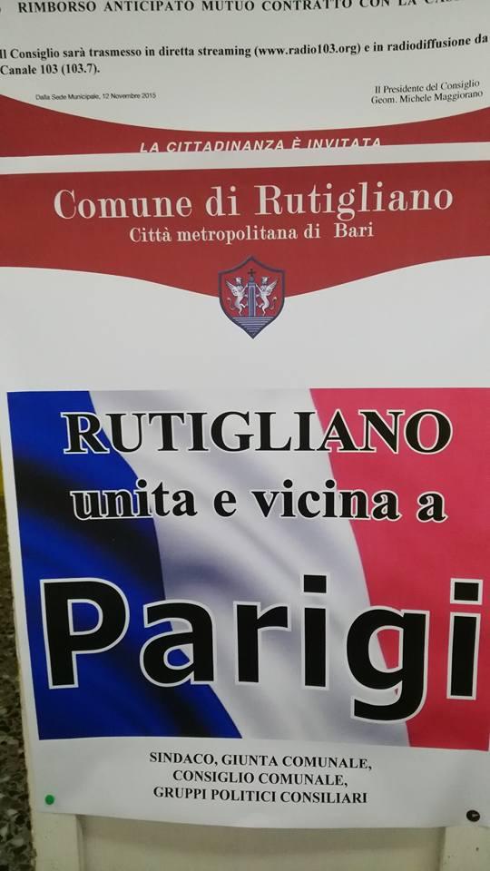 Rutigliano-Manifesto Parigi