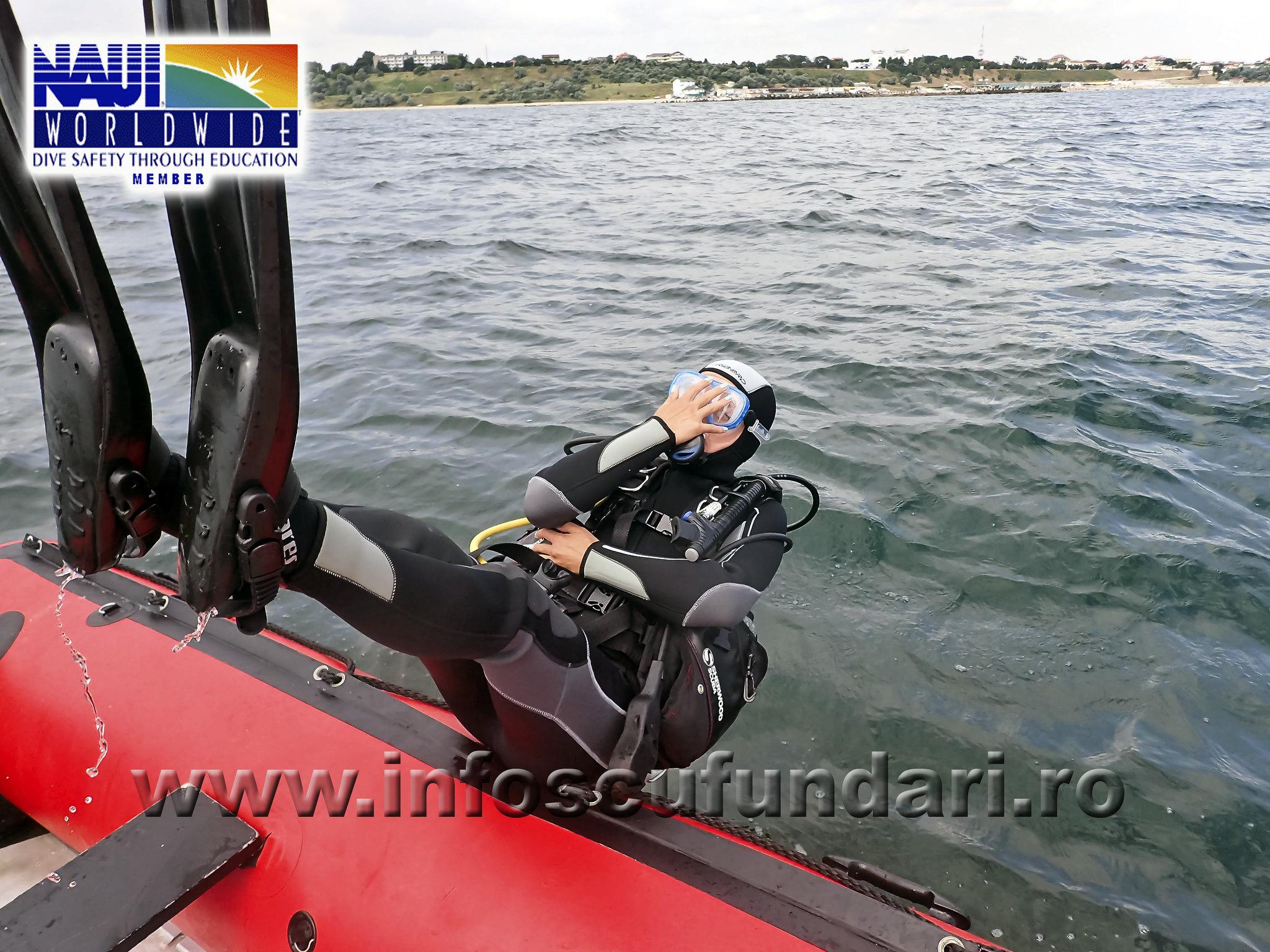 scufundari incepatori