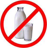 no more milk