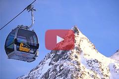 Videotour: Galtür - prázdné svahy za Ischglem