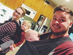 Daily Bumps household going up on a Tuesday night.