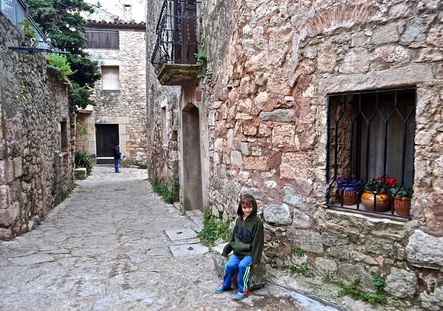 medieval town, siurana spain