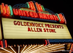Allen Stone & JMSN @ The Theatre At Ace Hotel (10/24/15)