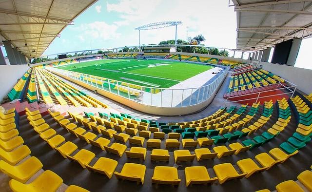 Arena Xingu, em Vitória do Xingu