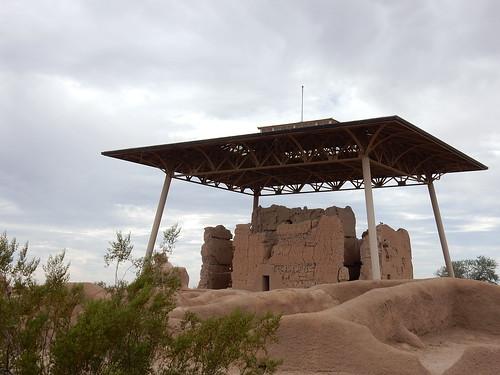 Casa Grande National Monument - 1