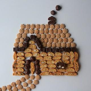 casa de biscoitos
