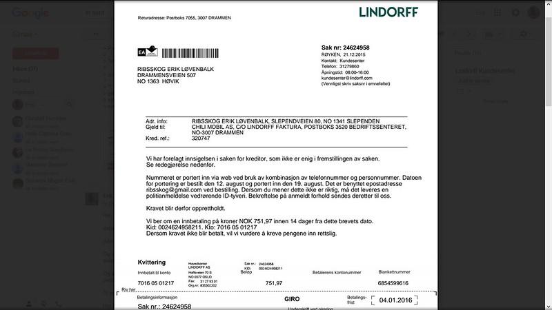 ebrev fra lindorff