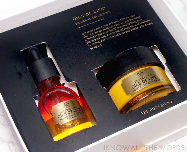 the body shop holiday 2015 oils of life skincare collection (2)