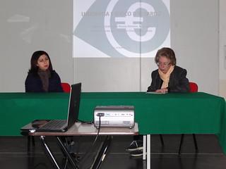 La Pasicologa Nunzia Romano e la Consigliera Serena Zaccheo