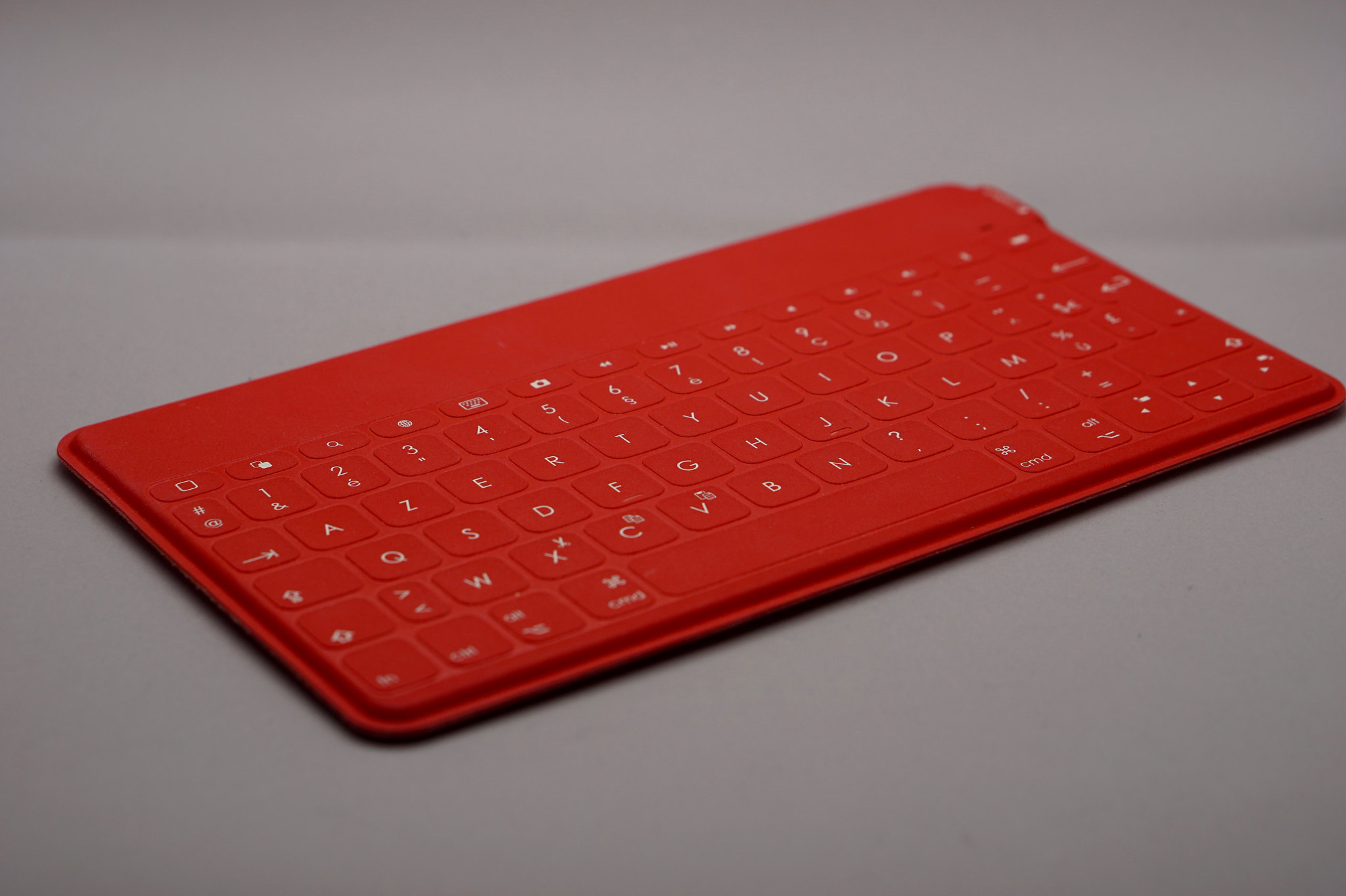 Test du clavier Keys To Go de Logitech