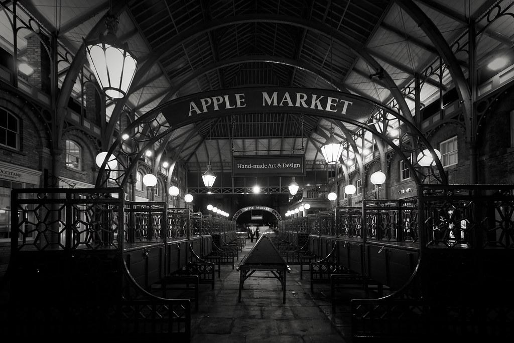 SLY - London Apple Market