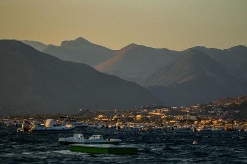 mare barca ship tramonto sunshine sea calabria dino agosto