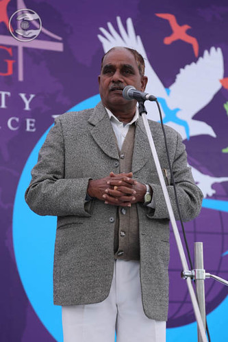 Prof. KP Singh from Chandpur, expresses his views