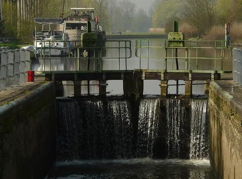 La Dendre à Denderleeuw