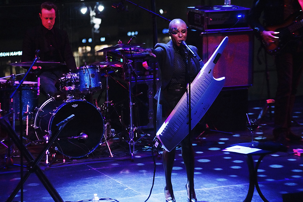 Laura Mvula @ The Appel Room, Lincoln Centre