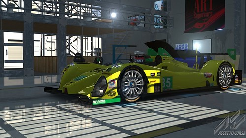 IER Car Pack Oreca FLM09 LMPC
